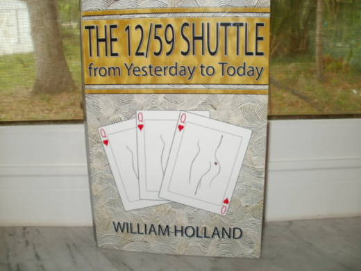 The 12/59 Shuttle From Yesterday to Today, author William D. Holland