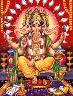 Invocation of Ganesha