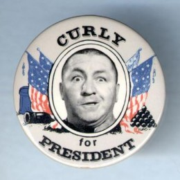 Who could ever forget the comedic talents of Curly Howard or the zany antics of the three stooges?Even well over a half century later,Curly and the three stooges has led the way for other slapstick comedy,and is true classic comedy at its very best.C