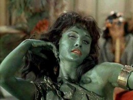 Orion green woman pic is from www.sherylfranklin.com
