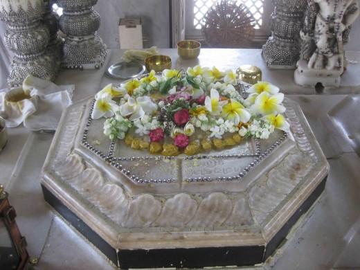 Charan Paduka of Sthulibhadra Swami