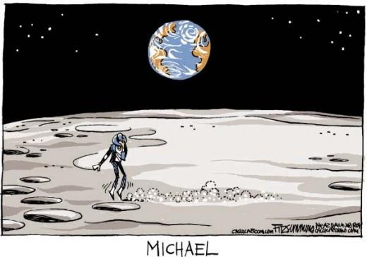 The Original Moonwalker!