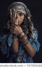 Gypsy Girl Traditional