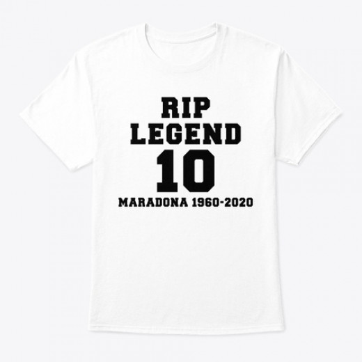 Rip Maradona Shirts