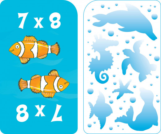 Math War makes learning addition, subtraction, multiplication, and division facts fun