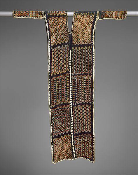 Embroided Mans Tunic (Bororo)