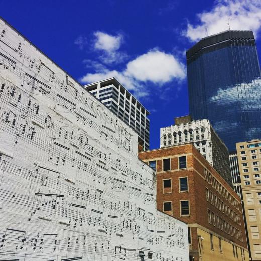 Minneapolis Schmitt Music Mural