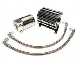 Oil Cooler and Hardware