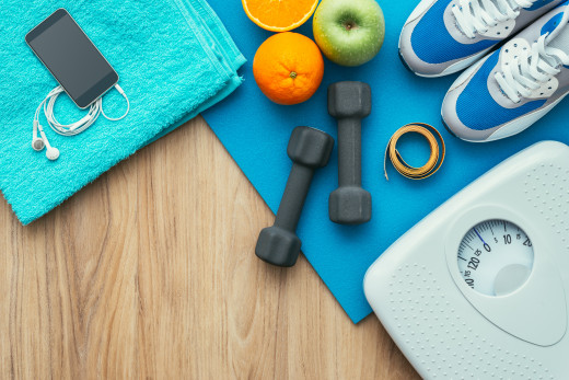 Over-exercising doesn't help you lose weight long term.