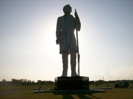Stephen F. Austin at sunrise