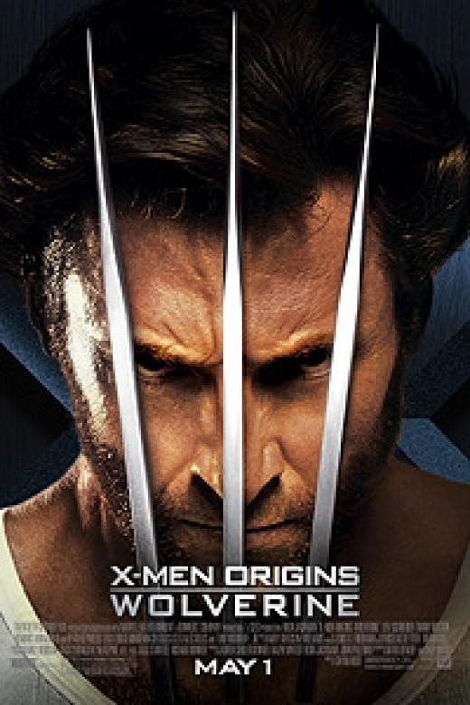 XMen Origins : Wolverine Poster