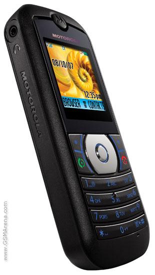Motorola W213      It only has 1MB internal memory