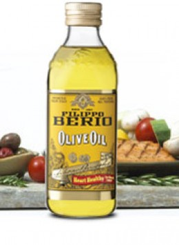 ALWAYS COMES OUT BETTER WITH OLIVE OIL