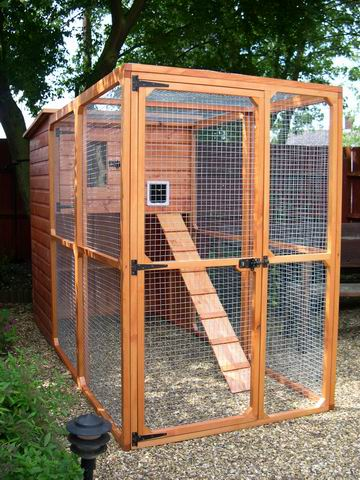 Any reputable breeder will have something like this in or around their premises.