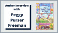 Author Interview with Peggy Purser Freeman