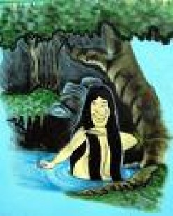 Legends of El Salvador -- La Sihuanaba