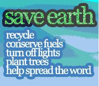 Spread Word and Save Earth