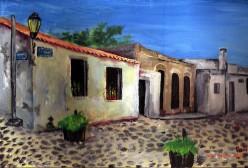 Legends of Uruguay -- Calle de los Suspiros and Montevideo
