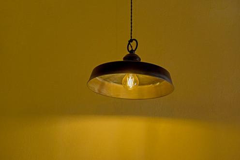Avoid dark lights especially yellow lights