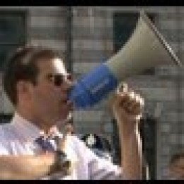 Charlie Veitch image with megaphone