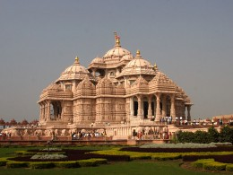 Akshardham Temple Main Building
