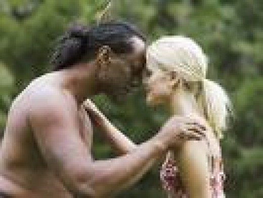"First Anniversary of Two Cultures Blending-NZ Maori greeting called a ""Hongi"""