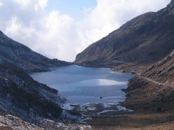 Places to be visited in Sikkim - Changu Lake or Tsongmo Lake