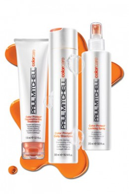 Paul Mitchell's very special Color Protect line