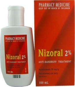 Nizoral Shampoo 2% 100ml