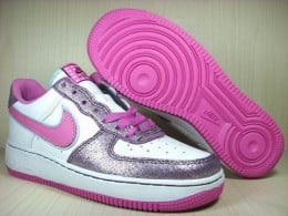 Air Force One Shoes for women even come in pink!