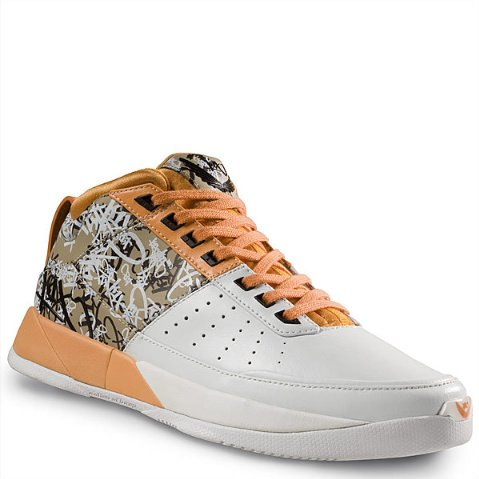 K1X (Kickz) are even available in a mid top patterned look