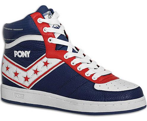 The Darryl Dawkins Pony Shoe