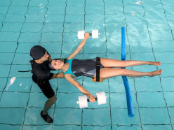 Water and Aquatic Therapies