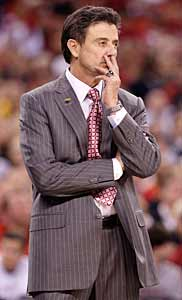 Rick Pitino (Andy Lyons/Getty Images)