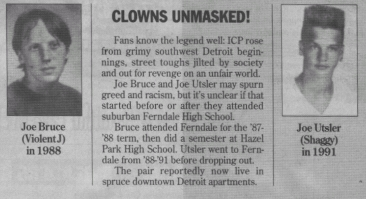 ICP from the suburbs