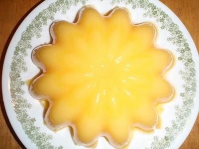 Durian Flan