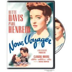 Now, Voyager showcases Bette Davis' diverse talents