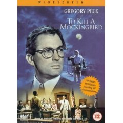One of the classic movies of all time: To Kill a Mockingbird