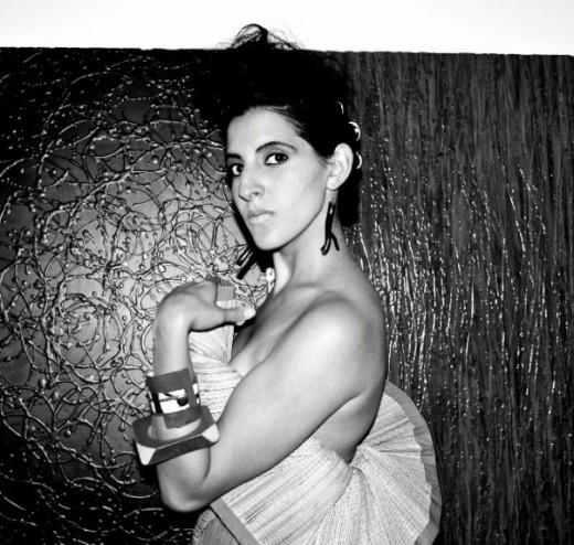 Fashion by Osvaldo Sales   Photography by Karen Bettencourt   Model: Melissa Nicole Mather