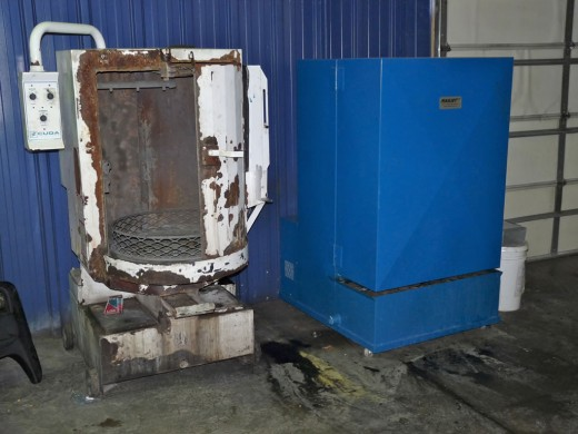 MaxJet MJ3045E Aqueous Parts Washer