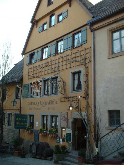 Hotel Kloster-Stuble