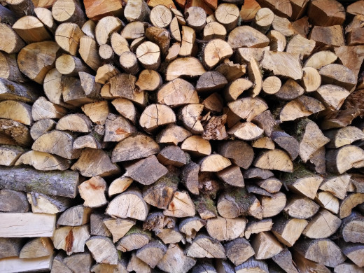 Wood energy can aid in expressing yourself.