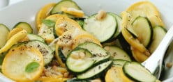 Fashionable Summer Vegetable Side Dish for Meat and Poultry