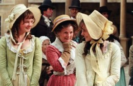 Mrs. Bennet encourages her younger daughters' flights of fancy.