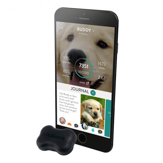Fitbark Device and Free App