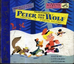Peter & The Wolf, Aklavik Style or How To Terrorize Your Sister