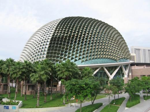 The Esplanade 4 in Singapore