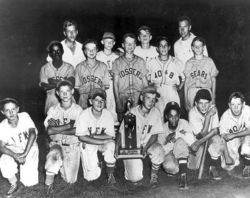 The Little League World Series Was First Played In 1947