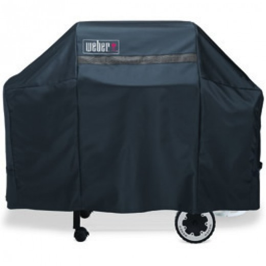 A standard sized bbq cover available at most retail stores.