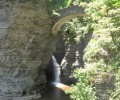 Waterfalls at Watkins Glen State Park